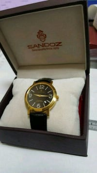 Brand New Swiss Authentic Sandoz Quartz Mens Watch Toronto, M4C 1M7