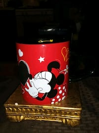DISNEY'S MINNIE MOUSE LOVE YOU MUG AUTHENTIC