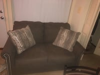 grey love seat Essex, 21221
