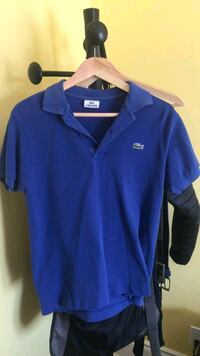 Blue Lacoste polo shirt Brossard, J4Y 3G7