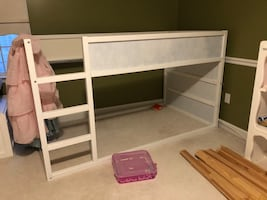 IKEA kura junior loft bed
