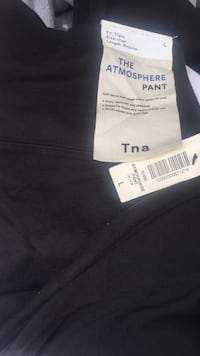 Size large TNA atmosphere pant from aritzia Surrey, V3S