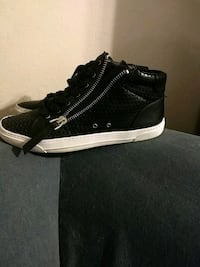 Leather hightops St. Peters, 63376