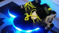 Shoes with lights ($15 firm) size 7 pick up only Edinburg, 78541
