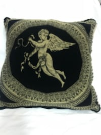 Angel Design Embroided Cushion Vaughan, L6A 3P3