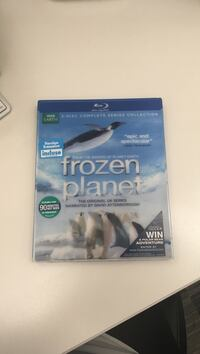 Frozen planet Brand New DVD Vancouver, V6E