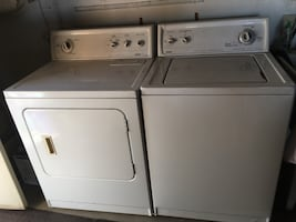 Kenmore Electric dryer and washer. Excellent condition!