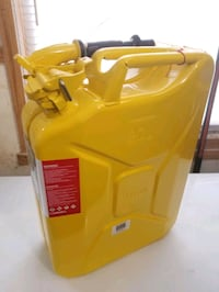 Diesel Military NATO Fuel Can with Spout  New Westminster, V3M 2Z1