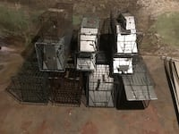 HUGE LIVE TRAP LOT , N0J 1E0