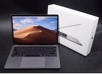 """openbox 2017 Macbook Pro Touch Bar Space Gray 13"""" Laptop256gb 3.1ghz Alhambra, 91801"""