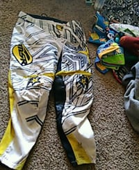 Need gone!! Rockstar motorcycle riding pants
