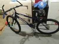 blue and black SuperCycle mountain bicycle Edmonton, T6B 0C7