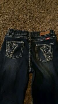 black Miss Me denim bottoms Bakersfield, 93307