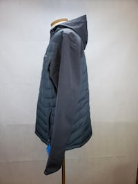 Columbia Hooded Hybrid Thermal Coil Jacket - XL Southampton, 18966