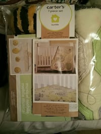 9 piece Carters Bumble set Alexandria, 22306
