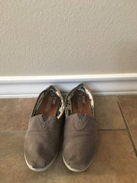 Toms size 8, gently used, in good condition  Corpus Christi, 78413