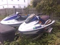 white and purple personal watercraft Capitol Heights, 20743