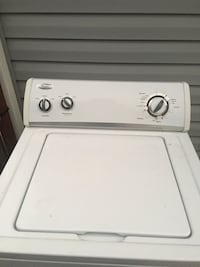 white top-load clothes washer Arlington, 22206