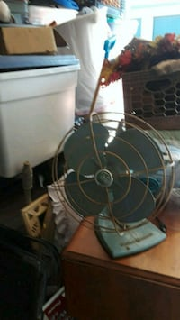 G.E old Vintage fan 3 speeds it works Monroe, 10950