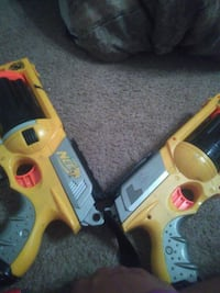 yellow and black Nerf gun Newport News, 23607