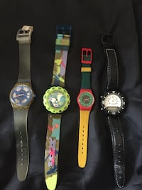 Swatch and Guess watches Franklin Park, 60131