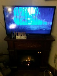 television and fireplace tv stand Akron, 44320