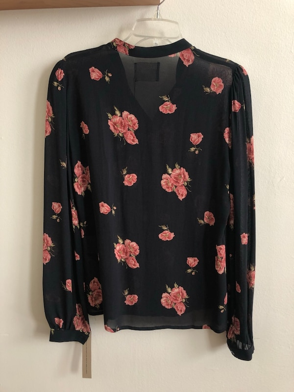Reformation blouse 1