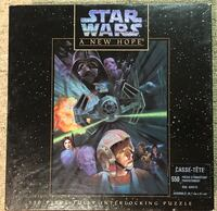 Star Wars: A New Hope Puzzle (1995) - 550 Pieces Toronto, M4P 1T7