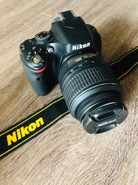 Nikon D5100 DSLR digital camera — great condition null, 32789