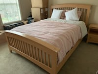 Queen Bedroom Furniture with Mattress Carrollton, 75006