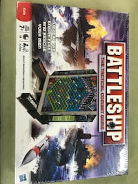 New sealed battleship tactical battle game Lexington Park, 20619