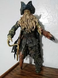 Pirates of the Caribbean Davy Jones figurine Pomona, 91768