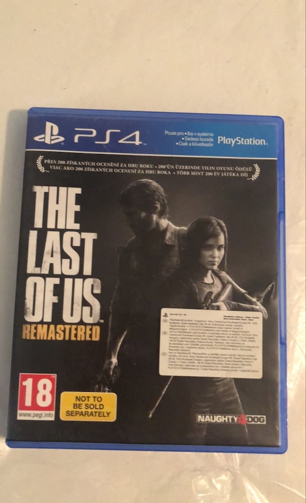 The Last Of Us Remastered (1.oyun)PS4 dbbc8aaa-2815-4fbe-8bd2-7024f6395a5d