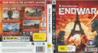 Sony PS3 Tom Clancy's EndWar AUCKLAND