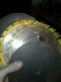 circular saw blades and grinding wheelz Calgary, T2A 5X6