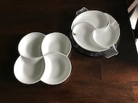 Serving Dishes (2 for 10) New Tecumseth, L9R 0B9