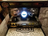 Batman light up funko pop (SEE PICTURES) Toronto, M1L 2T3