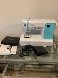Like New Sewing Machine + Accessories
