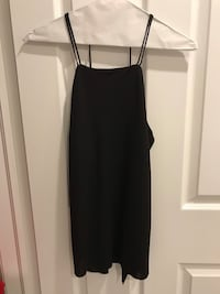 Beautiful black Zara top size small Toronto, M5S 1K6