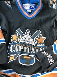 black and blue Adidas jersey Germantown, 20876