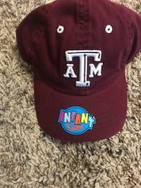 Aggies Cap for Infant Fort Worth, 76244