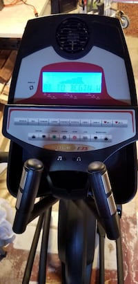 Elliptical Machine workout at home