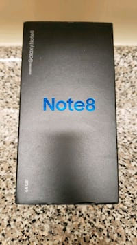 Samsung Galaxy Note8 SM-N950 - 64GB - Orchid Gray  Washington
