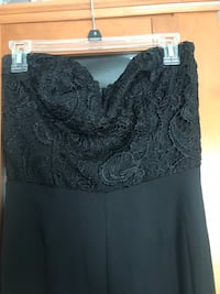 Charolette Russe black pants one piece - never worn - size M Sykesville, 21784