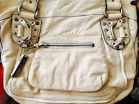 White Juicy Couture leather sling bag North Las Vegas, 89081