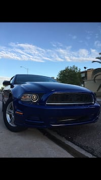 Ford - Mustang - 2013 Phoenix