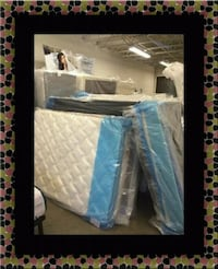 Twin $80 full $90 mattress and box spring Adelphi