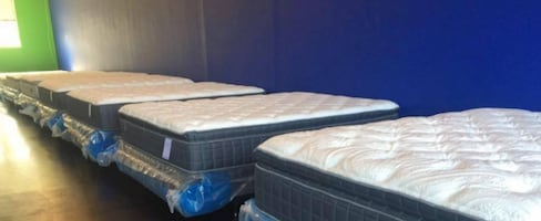 Brand New Name Brand Mattress for Sale!
