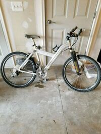 Bmw q3 folding mountain bike 25 km