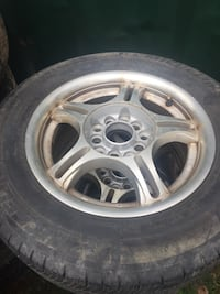 4 rims and tires Hagerstown, 21740